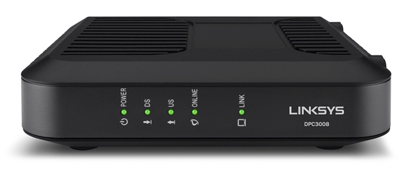 Linksys Dpc3008 Advanced Docsis 3 0 Cable Modem