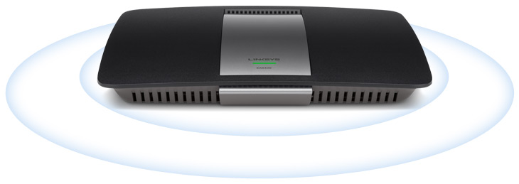 Linksys AC1600 Dual Band Smart Wi-Fi Router