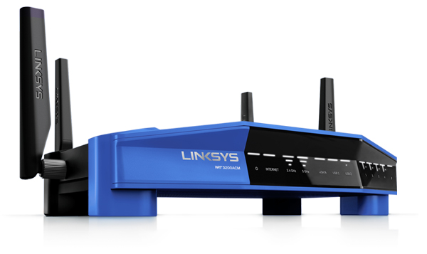 Linksys WRT3200ACM MU-MIMO Gigabit Wi-Fi WLAN-Router