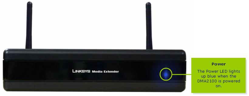 Linksys media center extender dma2100 review: linksys media center.