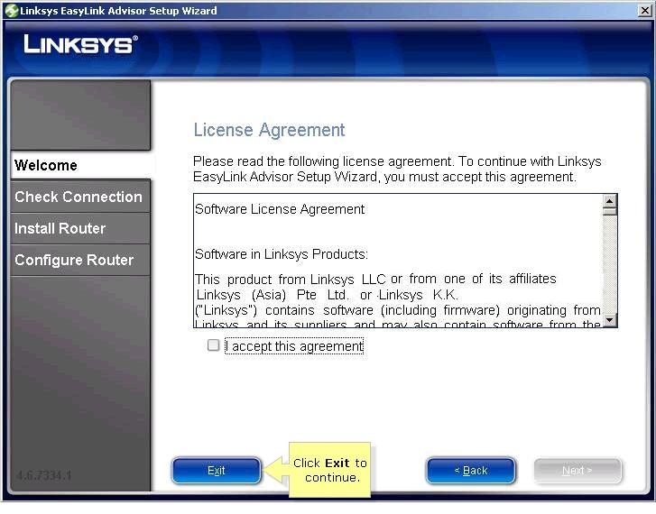 linksys easy advisor download