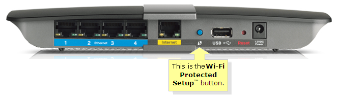 linksys official support connecting devices using wi fi protected