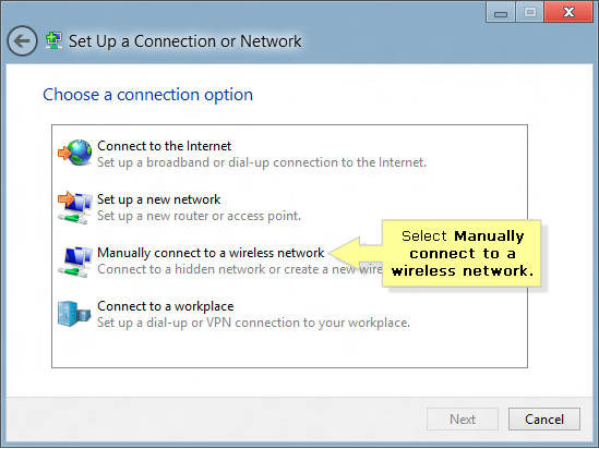 Linksys Official Support - Manually connecting to a wireless network