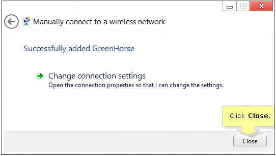 windows 10 how to connect to hidden wifi
