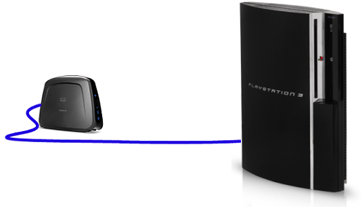 Linksys Official Support - Connecting the Linksys Wireless-N ...
