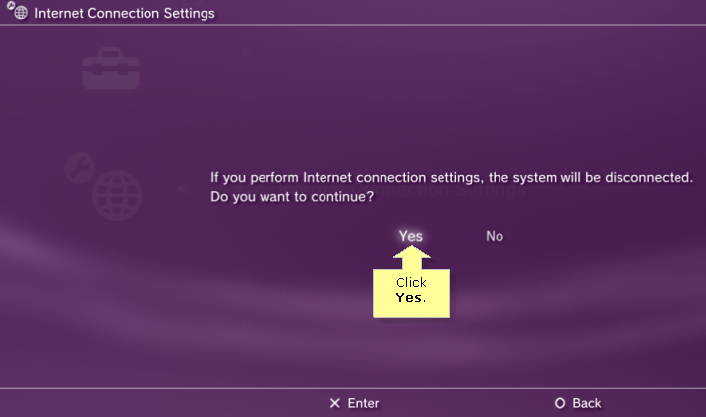 how to connect to ps3 network
