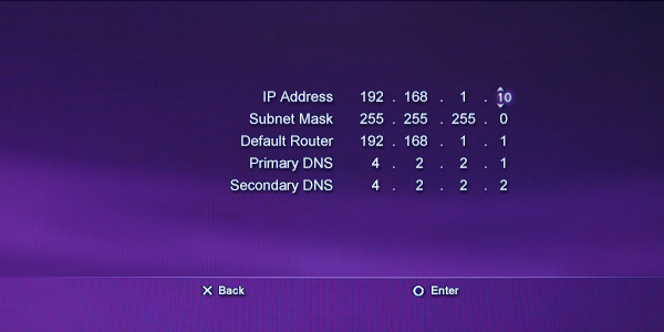 How To Assign Static Ip Address To Ps4 Static IP Address for PS4PS4