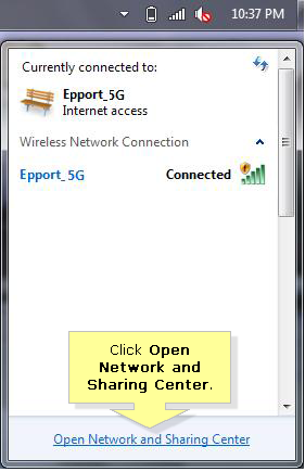 change network location name windows 7