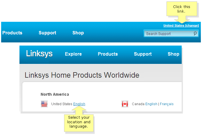Linksys Official Support - Phone, email, and chat support for KiSS ...
