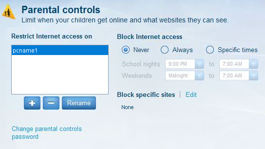 Linksys Official Support - Restricting Internet access times during