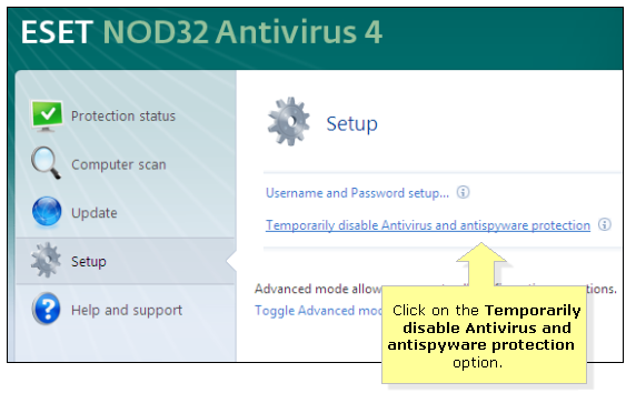 eset nod32 antivirus 8 language change
