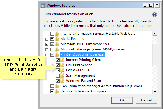 Linksys Official Support - Setting up LPR Printing on Windows 7