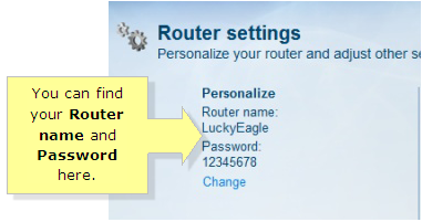 How to Find the Wireless Password to Your Linksys Router