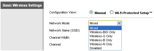 Linksys Official Support - Manually setting up the wireless network