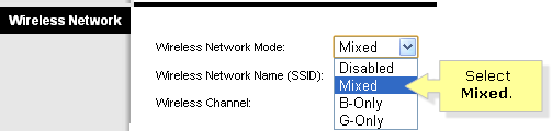 Linksys Official Support - Manually setting up the wireless network ...