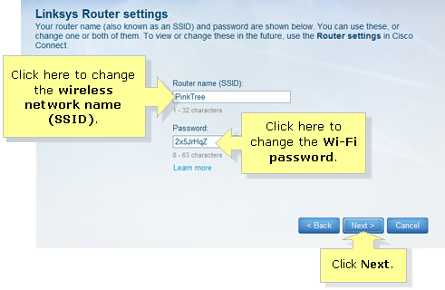 Linksys Official Support - Setting up your Linksys Wi-Fi