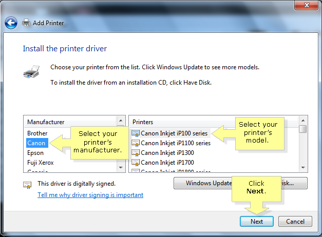 Linksys Official Support - Setting up the PrintServer using TCP/IP