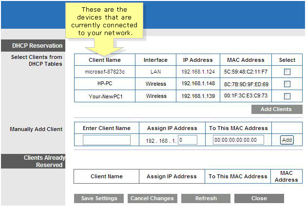 reasonably priced quality online store Linksys Official Support - Setting up DHCP Reservation on a ...