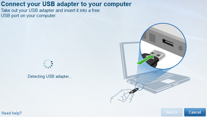 how to find my wireless network adapter in windows 7