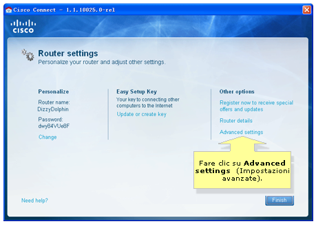 how to setup cisco linksys e1000 wireless-n router