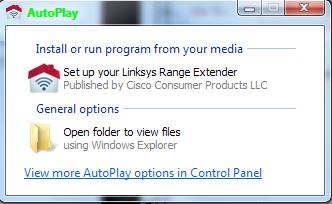 software para linksys:
