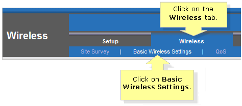 Linksys Official Support - Manually configuring a Linksys Wireless-N