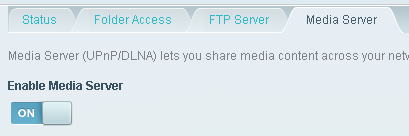 Linksys Official Support - Configuring the Media Server feature on