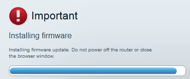 Linksys official support automatically upgrading the e4200 v2's.