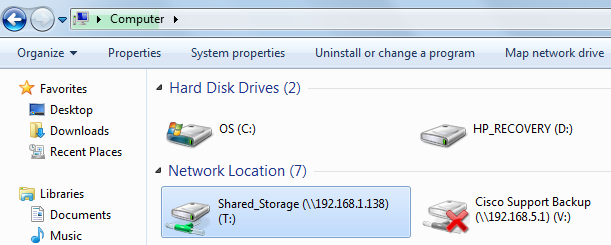 Linksys Official Support - Adding an external hard drive to
