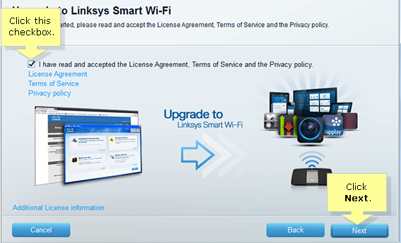 linksys smart wifi router setup instructions
