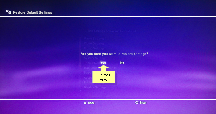 playstation 3 how to delete notifications
