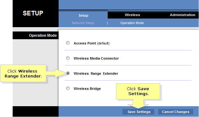 Linksys Official Support - Setting the Linksys WAP300N to
