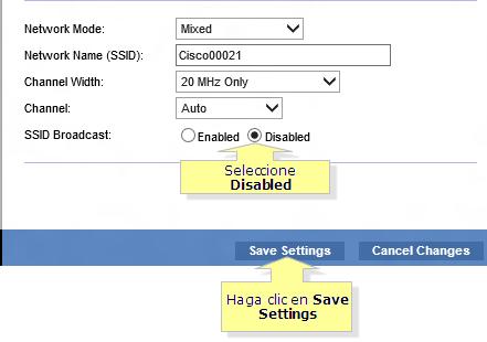 Linksys Router Ip >> Asistencia técnica oficial de Linksys - Desactivación del ...