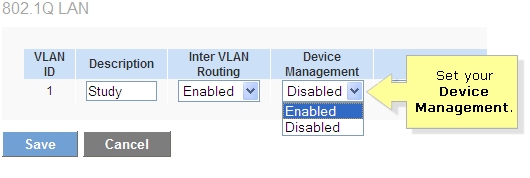 Linksys Official Support - How to create a VLAN on the