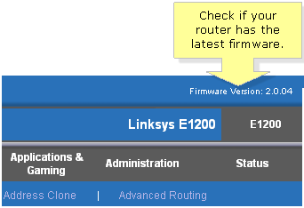 Linksys Official Support - How to prevent your Linksys router from