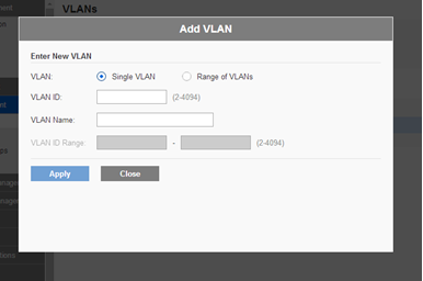 Linksys Official Support - Configuring a VLAN on the Linksys