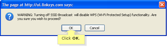 Linksys Official Support - Disabling SSID Broadcast on a Linksys router