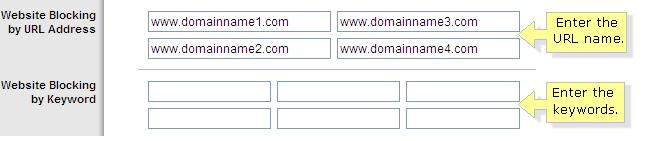 block explicit site