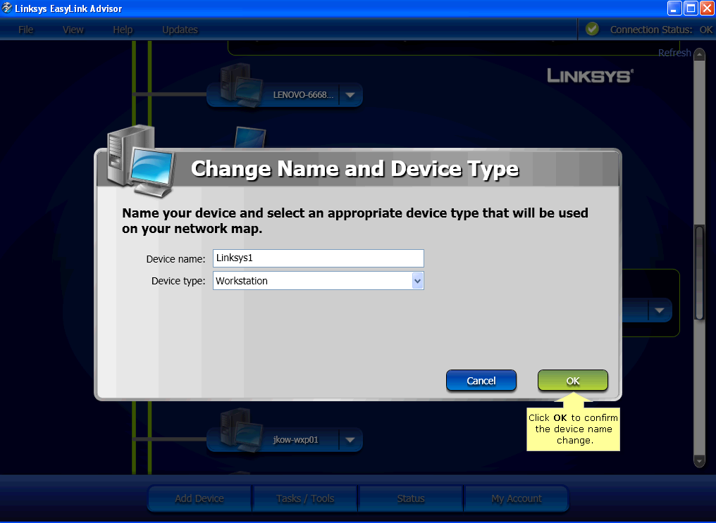 esp8266 wemo how to change device name