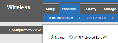 Linksys Official Support - Setting up WEP, WPA or WPA2