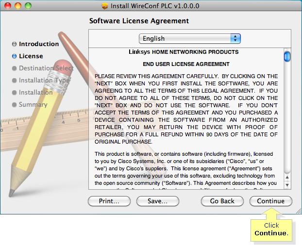 Linksys Official Support Installing The Powerline Av Utility On Mac