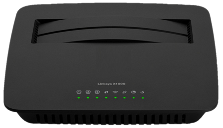 Linksys Official Support - Getting to know the Linksys X1000