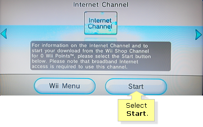 Linksys Official Support - Accessing Facebook using your Wii™
