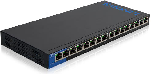 Linksys Official Support Getting To Know The Linksys Port - Switch 16 ports gigabit